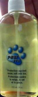 paw oil
